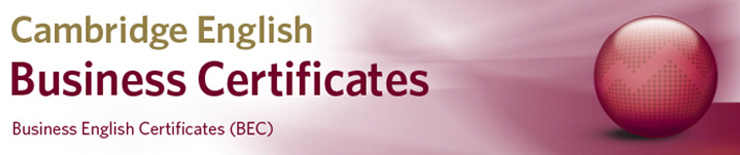 Business English Certificates